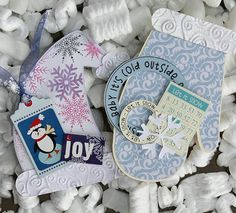 Krista's Paper Cafe  Christmas Cards