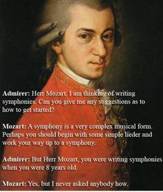Mozart Wisdom