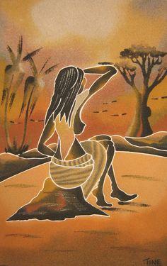 Blog dedicado a Senegal, que pretende acercarnos a su cultura, tradición y arte. En el mismo se pueden encontrar y adquirir objetos de su artesanía traidos desde este país, así como la posibilidad de hacer pedidos por encargo de cuadros, máscaras, bisutería, telas o cualquier otro objeto de artesanía senegalesa que se desee obtener