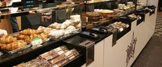 Pret A Manger, Foodservice Solution by Interior fit-out specialist The Alan Nuttall Partnership Ltd