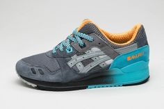 separation shoes 2e82a 6e6bc Asics Gel-Lyte III X Slam Jam  worldwide release on May 21 Vans Sneakers