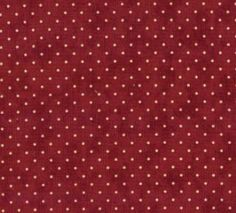 - Essential Dots (Cranberry) // Moda Fabrics at Juberry Man Cave Quilts, Embroidery Supplies, Fall Table, Fall Pumpkins, Fabric Design, Needlework, Essentials, Pattern, Red
