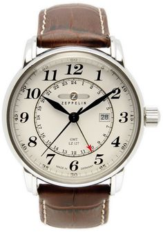 Zeppelin 7642-5 LZ127 Count Zeppelin watch