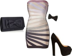 """""""Bondage dresses are a fashion statement by themselves!"""" by hollyp36 on Polyvore"""