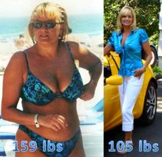 It's amazing what happens when you rid your body of the toxins that stop you from losing weight. How did she do it? Nutritional cleansing.