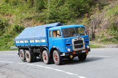 https://flic.kr/p/nsXpHp | Fiat 690 N1 4 assi Marotta | Percorso Storico Strada 456 Mele - Passo del Turchino (GE)