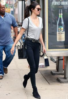 Blank NYC High Rise Skinny Jeans as seen on Kendall Jenner $78 USD via @SINGER22