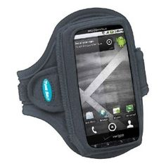 Workout armband for Samsung Galaxy S
