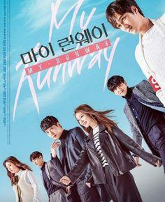 My Runway - 마이 런웨이 a korean web-drama starring T-ara's Jiyeon