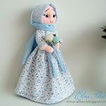 amigurumi minnoş tavşan yapılışı, ücretsiz tarif, free pattern Diy Bar, Amigurumi Doll, Crochet Dolls, Yorkie, Decorative Bells, American Girl, Free Pattern, Diy And Crafts, Baby