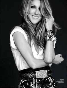Photo of Celine Dion 7 Hollywood Magazine for fans of Celine Dion 33360687 Celine Dion, Stevie Wonder, Britney Spears, Teen Star, Madonna, Metallica, Taylor Swift, Hollywood Magazine, Divas
