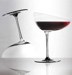 Taça de Vinho Calici Caratteriali da Gumdesign