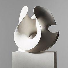 """114. EVA HILD, skulptur """"Loop 327"""", Sparsör, 2005."""
