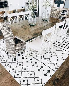 52 Lasting Farmhouse Dining Room Makeover Decor Ideas