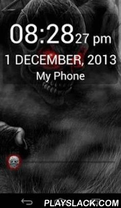 Furious Zombie Lockscreen Free  Android App - playslack.com , Furious Zombie Lockscreen Free innovates the swipe to unlock lockscreen style as present in iphone 5 or ios (excluding iphone 5s and ios7), it features Zombie head which unlocks the phone when you swipe it.It provides a default wallpaper with a zombie based theme behind the locker , which can be changed and any picture from your gallery can be used as the lock screen wallpaper.Furious Zombie Lockscreen Free also features a digital…