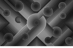 Nike Bijenkorf pattern01 © www.raymondburger.com