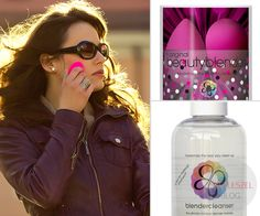 Beautyblender a sminkszivacs Beautyblender, Round Sunglasses, Blog, Fashion, Moda, Round Frame Sunglasses, Fashion Styles, Blogging, Fashion Illustrations