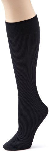 Gold Toe Women's Basic Rib Trouser 3 Pack Socks, Navy, 9-11 Gold Toe. $16.00. 65% Cotton/33% Nylon/2% Spandex. Machine Wash. Great fit and comfort. Superior yarns