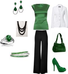 Dressed for Success, created by menia1204 on Polyvore