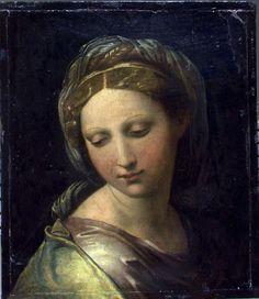 Raffaello Sanzio - Ritratto di donna (ca. 1518-1520)