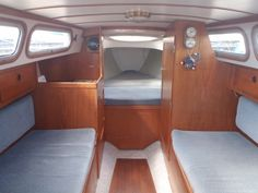 marieholm 26 interior - Google Search