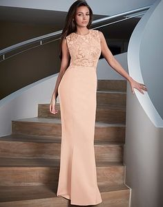 333193837d1de Womens shell pink love michelle keegan sequin maxi dress from Lipsy - £75  at ClothingByColour