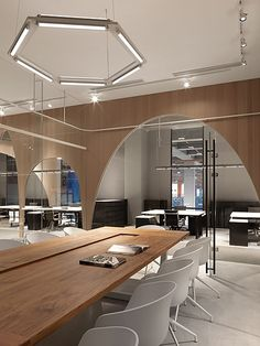 Arcades office space #office #design #moderndesign http://www.ironageoffice.com/