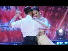 ¡Pampita no dudó y la rompió bailando tango!