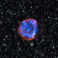 The Large Magellanic Cloud - NASA/CXC/SAO