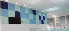 Our Work - Fixing Pool Noise Reverb - Resonics