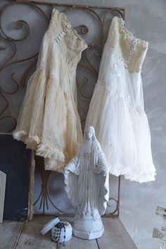 marque Jeanne d'Arc's living, jupon romantique, kalimbaka, modèle tulle