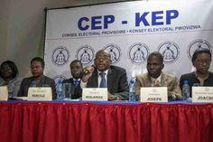 Aplazan para el 3 de enero anuncio de resultados electorales en Haití