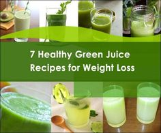 If you are searching for weight loss, this is the finest place where you can get the very best green juice dishes for weight-loss. Juicing is the fastest way to get all the vitamins, anti-oxidants, minerals and enzymes that are lacking in contemporary diet plans. Each of these 7 green juice recipes are extremely healthy,...