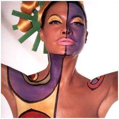 Editha Dussler, Horst P.Horst Photographer For Vogue, 1967