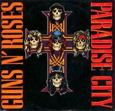 Paradise City drum sheet music  #gunsnroses #drumsheetmusic #drums