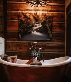 Rustic Bathrooms, The Ranch, Master Bathroom, This Is Us, Relax, Vacation, Places, Instagram, Master Bath