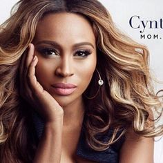 Cynthia Bailey - The Real Housewives of Atlanta on Bravo Tv, Supermom. Model. Actress. CEO The Bailey Agency. CNN, HLN, GMA Fashion Expert/Contributor. IG: CynthiaBailey10 • Booking Info: Bookings@CynthiaBailey.com