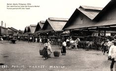 Philippine Architecture, Picture Postcards, Pinoy, Vintage Pictures, Manila, Animal Crossing, Philippines, Nostalgia, Street View