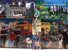 Balmy Alley Murals – Political street art (Stefanie Boltz)