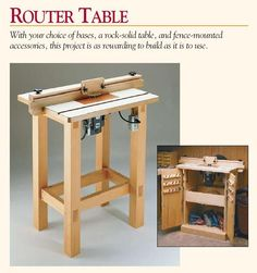 Diy router table plans save money and build the router table of diy router table plans save money and build the router table of your dreams router tables router bits and router accessories pinterest diy router greentooth Images