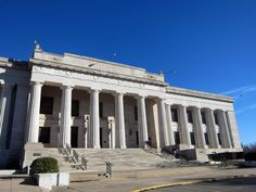 Discover Scottish Rite Temple in Guthrie, Oklahoma: One of the largest Masonic temples in the world, created at the height of the oil boom in ostentatious style. Guthrie Oklahoma, Masonic Temple, Explore Travel, Historic Homes, Lodges, Travel Usa, In The Heights, Places To Travel, Places Ive Been