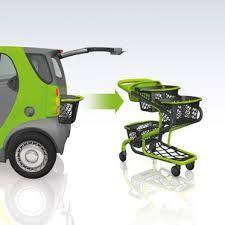 shopping trolley design - Buscar con Google