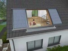 Pergola Attached To House Roof Roof Balcony, Balcony Window, Roof Window, Pergola With Roof, Patio Roof, Pergola Kits, Cheap Pergola, Loft Conversion Balcony, Dormer Loft Conversion