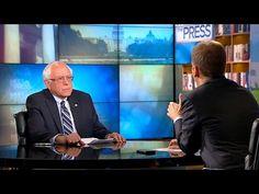 Bernie Sanders Shuts Down Chuck Todd on Meet the Press - YouTube
