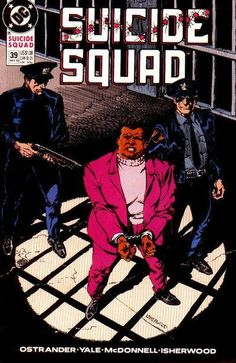 Amanda Waller, The Wall now behind Suicide Squad lines too?