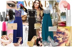 """""""Style Your Gowns"""" by preety-s on Polyvore"""