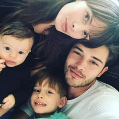 Image about love in Pregnancy/Family by Ru-Bee Cute Family, Family Goals, Couple Goals, 5 Babies, Baby Kids, Baby Boy, Fransisco Lachowski, Jessiann Gravel, Brazilian Male Model