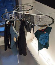EL MUNDO DEL RECICLAJE: Recicla una rueda de bicicleta