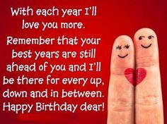 Best Birthday Wishes For Boyfriend With Poems Love Girlfriend