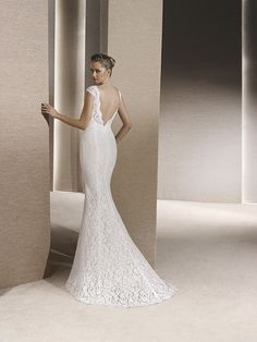 Best Fashionably Yours Recova Wedding Dress By La Sposa Please call for pricing on